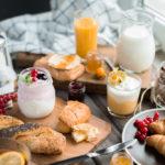 Сніданок від Мартіна Фрімена