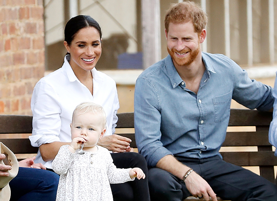 prince harry megan markl