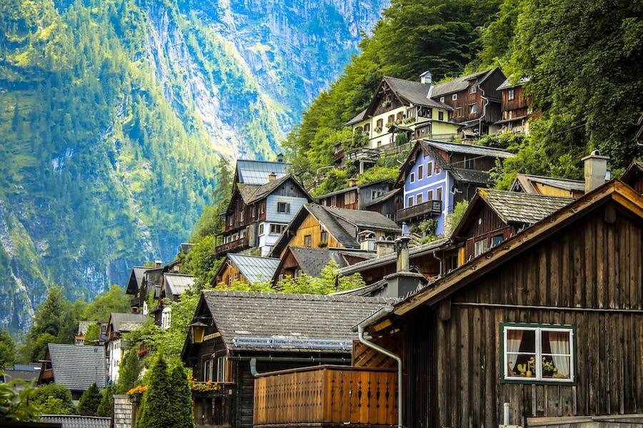 деревянный дом дача