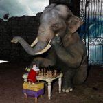 Легенда про шахмати, рис і махараджу