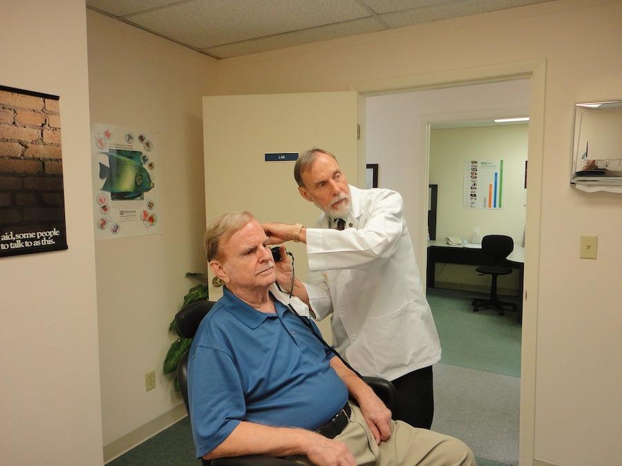 слуховой аппарат киев