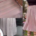 Погладить плиссированную юбку – лайфхаки