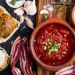Борщ вошел в 20-ку лучших супов мира
