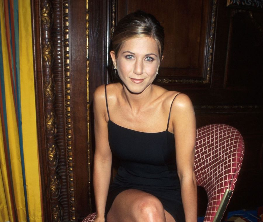 Jennifer Aniston aka Rachel Green of Friends