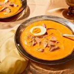 Багатий та освіжаючий швидкий охолоджений суп  Сальморехо