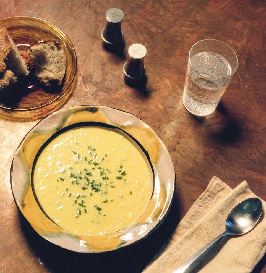 Creamiest Corn Soup