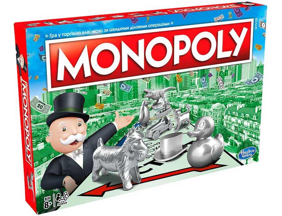 купить монополию от desktopgames.com.ua